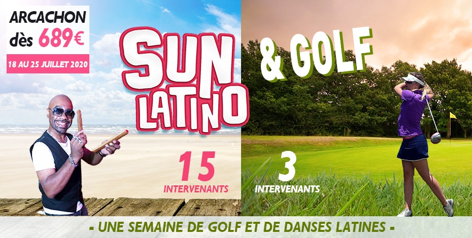 Stage de golf à Arcachon
