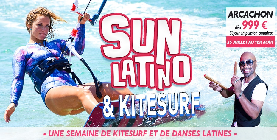 Stage de Kite Surf à Arcachon